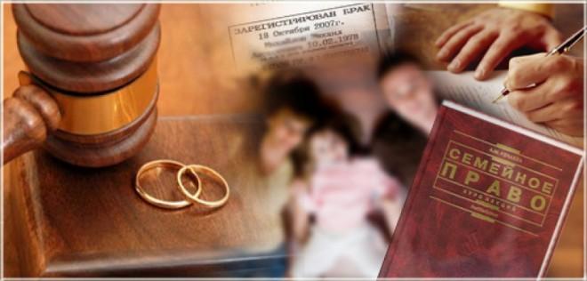 Бракоразводный процесс: с чего начать?