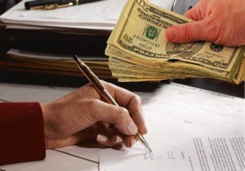 В суд если погашение долга