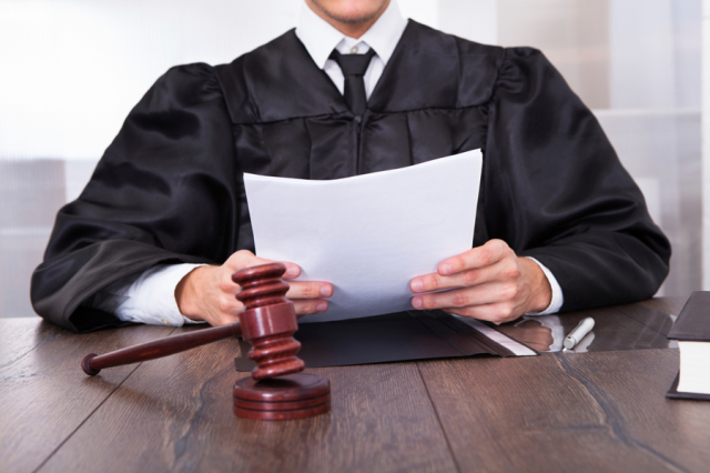 Готовим документы для суда