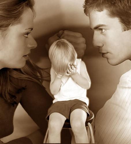Развод родителей – серьезный удар для большинства детей