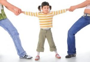 Если родители не могут решить, с кем будет жить ребенок, то подают иск об определении его места жительства