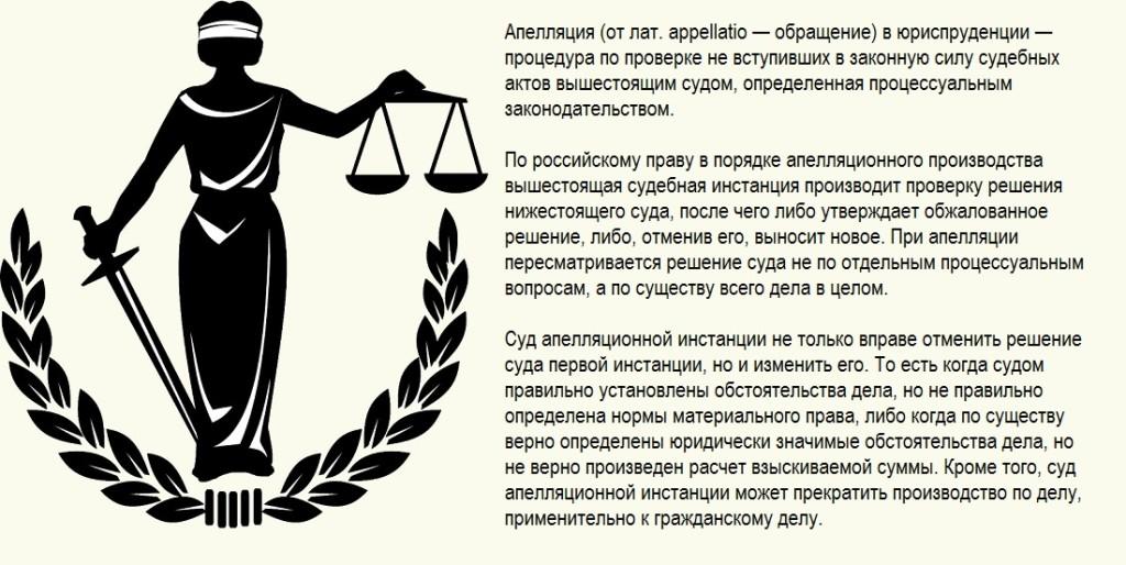 Апелляция