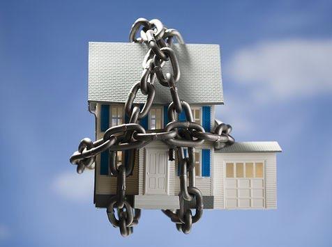 Обременение на имущество не накладывается