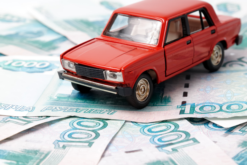 Налог на машину рассчитывается с учетом мощности мотора