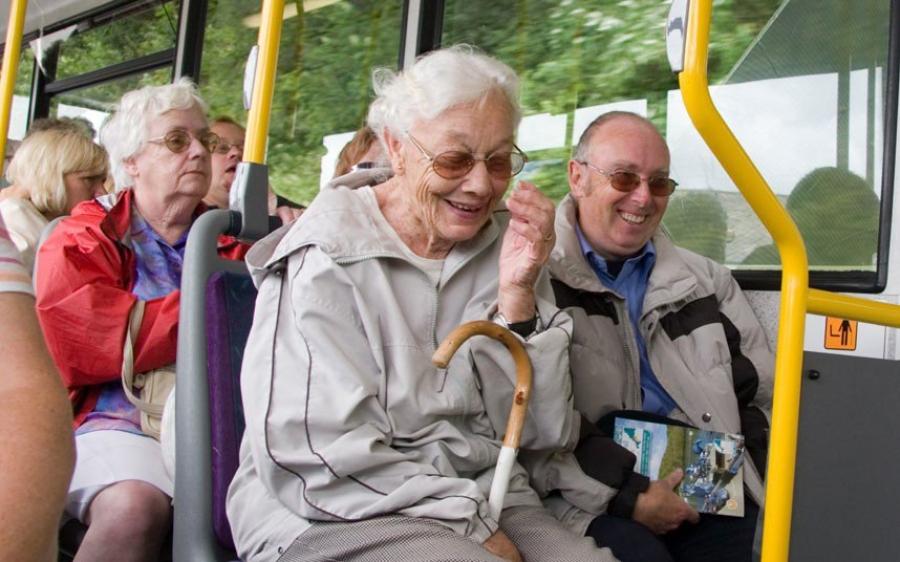 Льготы пенсионерам на проезд
