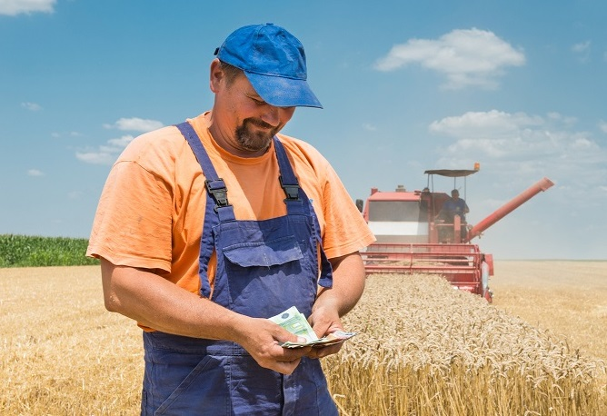 Фермерам может быть удобнее по соглашению сторон выплачивать алименты натуральными продуктами или несколькими платежами за год