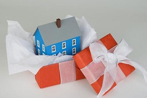 Порядок вступления в дарственное на жилой дом