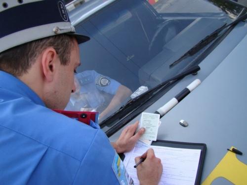 За водителем сохраняется право обжалования квитанции о штрафе на протяжении 10 дней