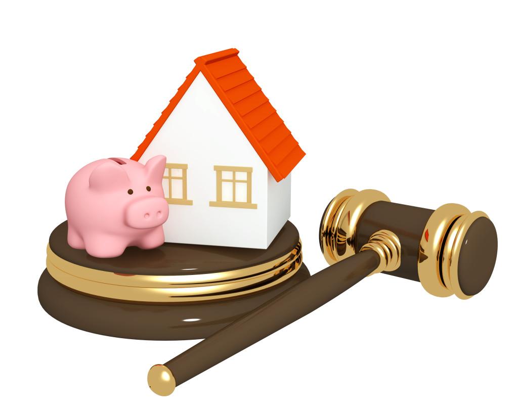 Раздел кредитов через суд