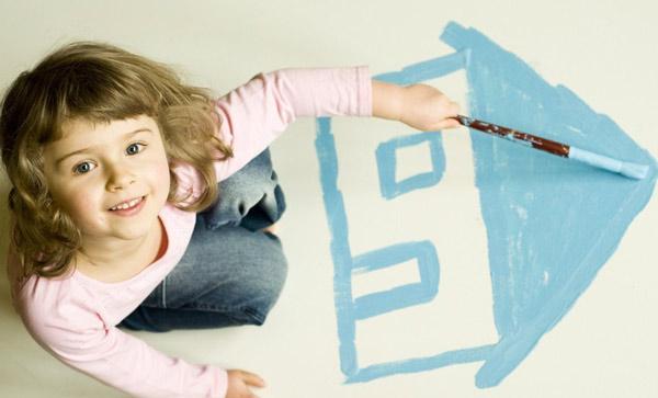 Количество квадратных метров жилой площади не имеет значения, ребенка можно прописать даже в случае их недостатка