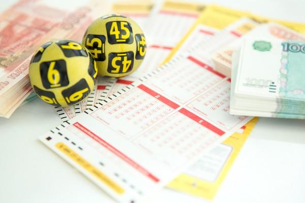 Налог с выигрыша в лотерею в России