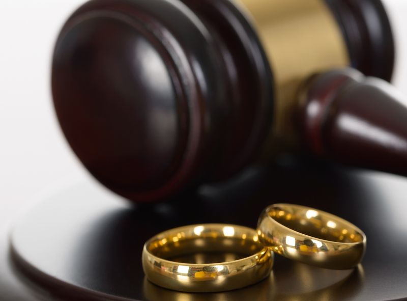 Развод в суде – не быстрое дело
