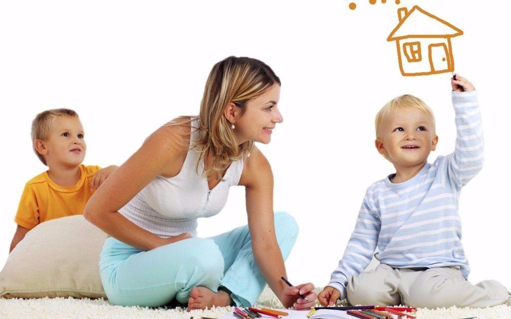 Дети до 14 лет обязаны проживать с родителями