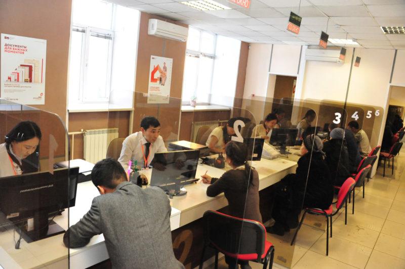 В МФЦ всегда работает достаточно сотрудников, чтобы быстро обслуживать посетителей
