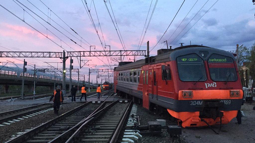 В 2018 году в Москве пенсионеры лишились неоплачиваемого перемещения на пригородных электричках