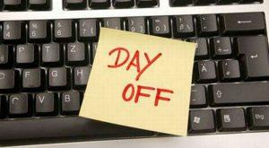 Компенсация за работу в выходные и праздничные дни
