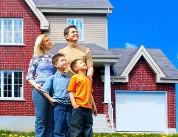 Кредит на строительство дома под материнский капитал
