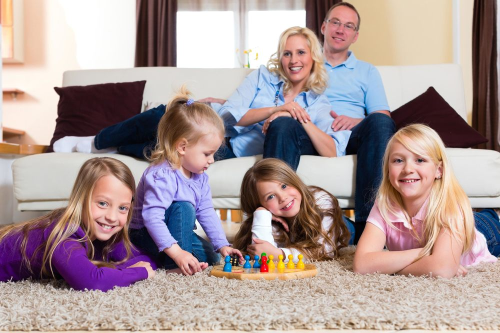 Льготы многодетным семьям - виды льгот и порядок получения